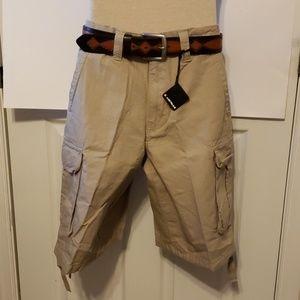 Men's AIRWALK Cargo Shorts Size 30 waist